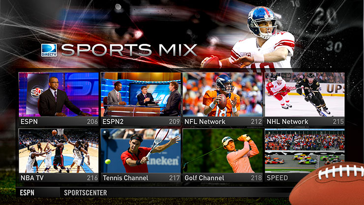 Directv Switching Sports Mix Channel To Hd Hd Report