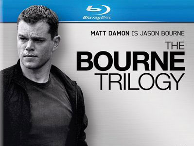 'The Bourne Trilogy' Blu-ray boxed-set just $25