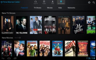 Time Warner Cable updates TWC TV app for Android