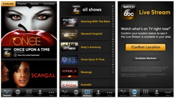 ABC launches Watch ABC app that streams live broadcasts