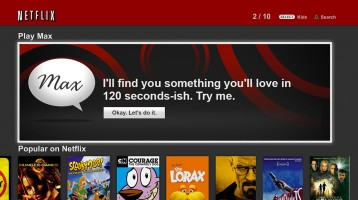 Netflix adds Max assistant to PlayStation 3 app