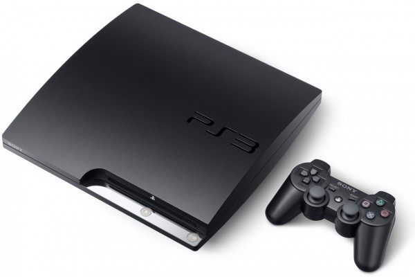 Sony Playstation 3 console & controller