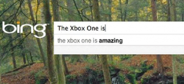 Is Bing hiding Xbox One's bad publicity?