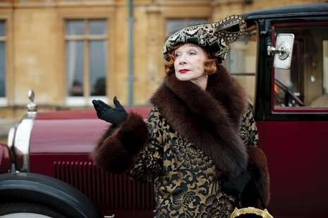 Downton Abbey series 3 still - Carnival/Masterpiece via PBS