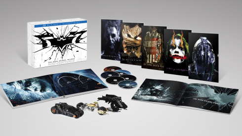 dark knight collection
