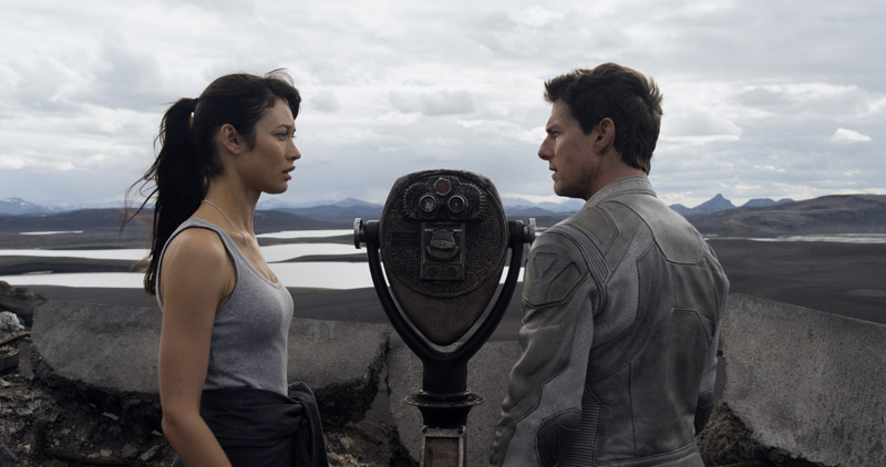 'Oblivion' released to Digital Download before Blu-ray & DVD