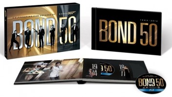 Bond 50: The Complete James Bond Collection spotted for $129