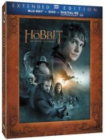 New on Blu-ray Disc: The Hobbit Extended Edition, Twilight Forever, Grown Ups 2