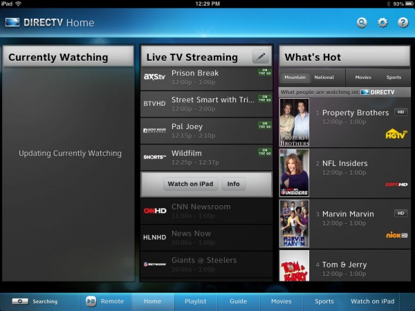 directv-app-ipad-home-2012