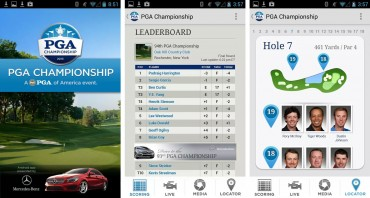 PGA Championship app updated for iOS & Android