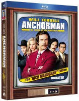 """'Anchorman: The Legend of Ron Burgundy – The """"Rich Mahogany"""" Edition' Blu-ray gets release date"""