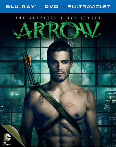 Arrow The Complete First Season Blu-ray