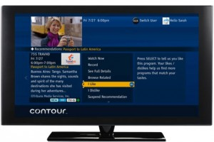 Cox completes rollout of Contour TV service
