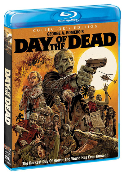 Day Of The Dead Collectors Edition Blu-ray