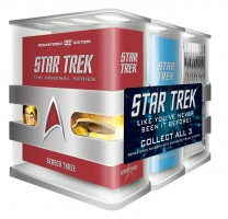 Ad: 'Star Trek Complete Collections' DVD blow out