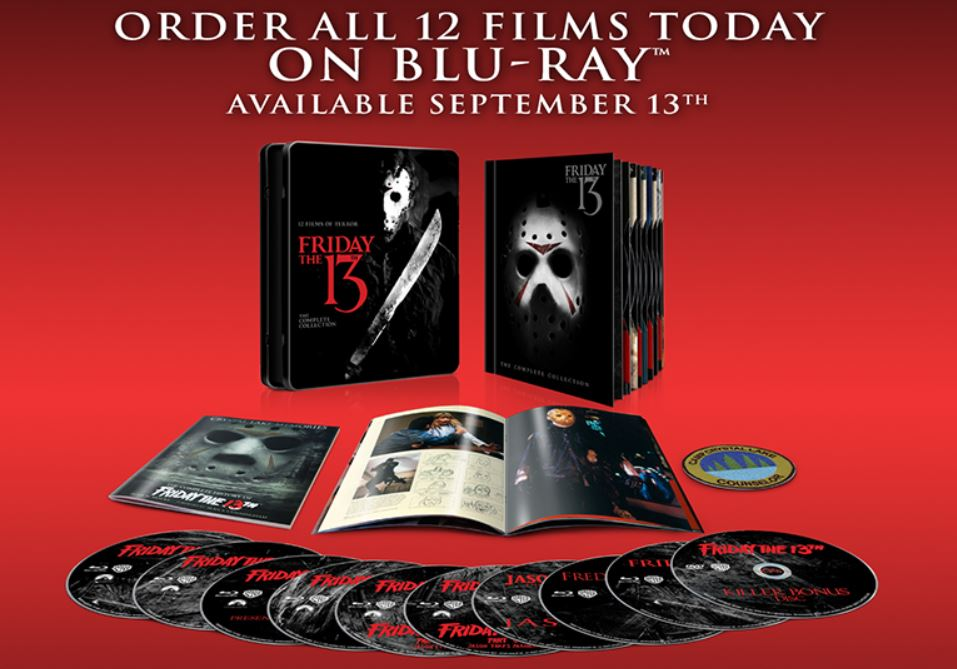 Celebrate Today With Friday The 13th The Complete