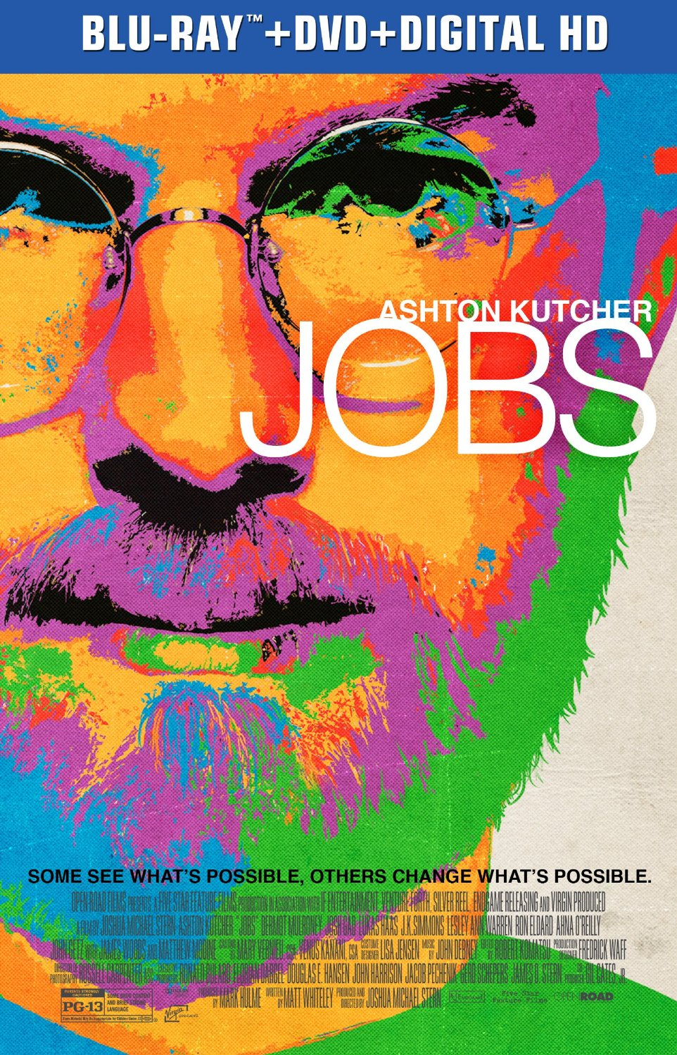 'Jobs' gets digital, Blu-ray release dates
