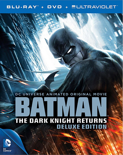 Batman The Dark Knight Returns Deluxe Edition Blu-ray 400px