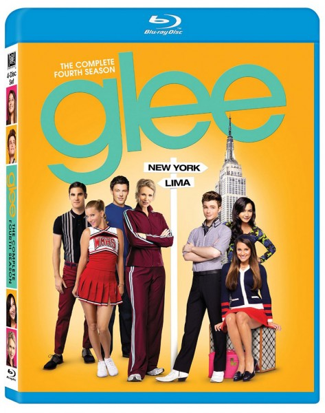 Glee The Complete Fourth Season Blu-ray