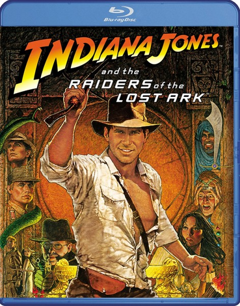 Raiders of the Lost Ark Blu-ray