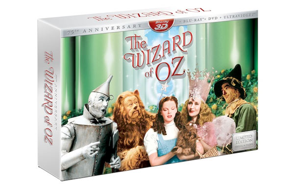 Impressive in IMAX, 'The Wizard of Oz' makes Blu-ray 3D debut