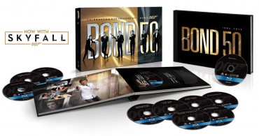 Deal Alert: James 'Bond 50′ Blu-ray Collection with Skyfall