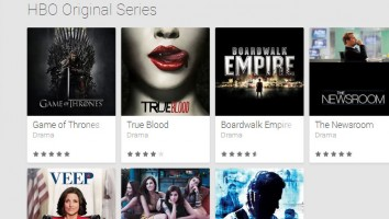 HBO originals now available on Google Play