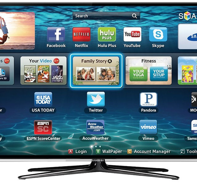 samsung-6100-Smart-TV