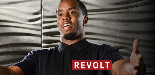 Sean Combs' Revolt TV to launch on Comcast & Time Warner Cable