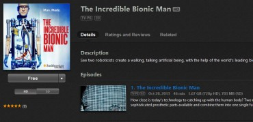 New TV episodes added to Apple iTunes to download