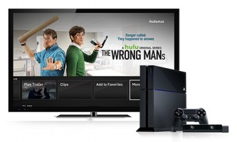 Hulu Plus confirms PS4 compatibility