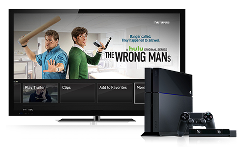 Hulu_Plus_PS4_Launch_Graphic