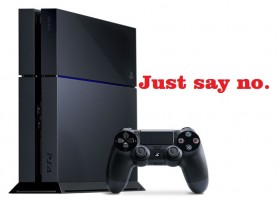 4 reasons to back away from a PS4 on launch day