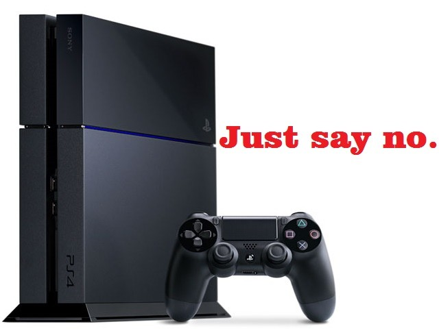 no to ps4