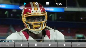 SlingPlayer app updated for Android & iOS, adds Roku support
