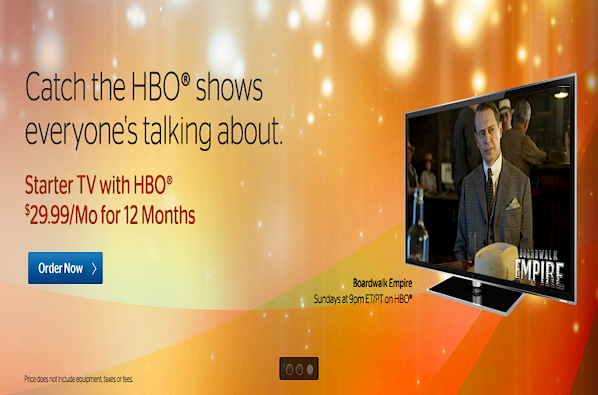 Time Warner HBO Bundle