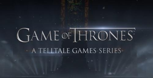 TELLTALE, INC. GAME OF THRONES LOGO