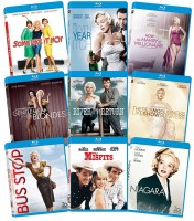 Deal Alert: 'Marilyn Monroe: Classic 9 Film Collection' on Blu-ray