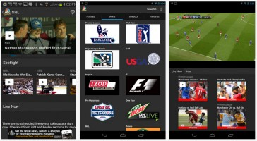 NBC Sports Live Extra app updated for Android devices