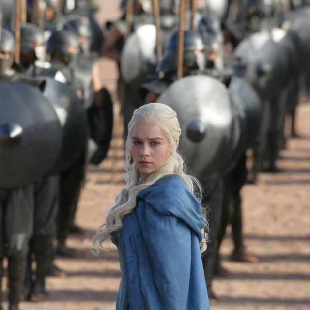 game of thrones season daenerys targaryen
