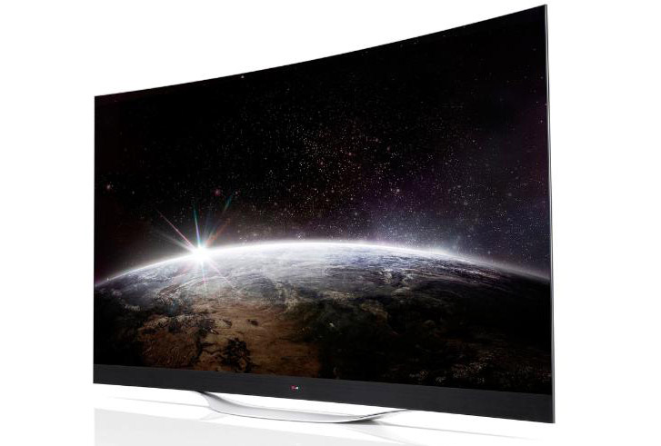 LG to show off new Curved 4k OLED TVs