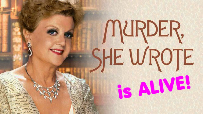 'Murder, She Wrote' comes back from the dead on Netflix