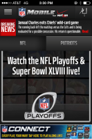 NFL Mobile App releases required update for Android & iOS