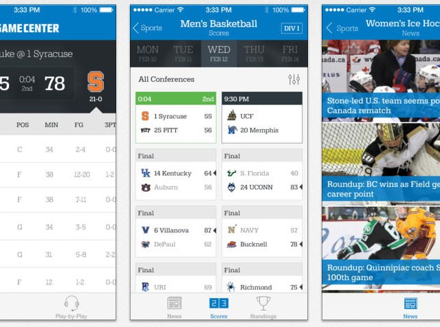 ncaa-sports-app-screens