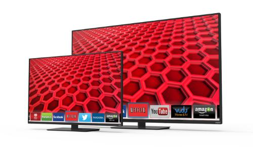 VIZIO intros new E-Series LED HDTVs