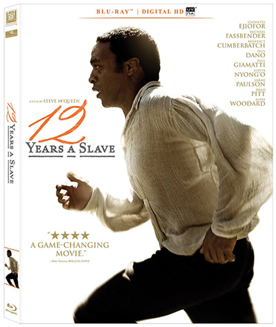 '12 Years a Slave' Blu-ray, DVD & Digital Release Dates