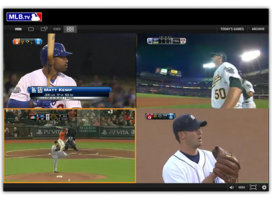 MLB.TV app for Xbox One to launch opening day