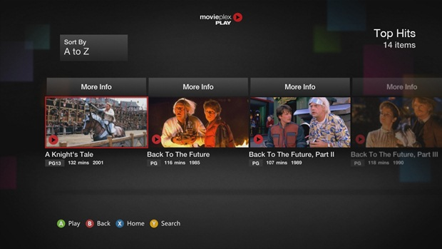 New slate of entertainment apps hitting Xbox One, Xbox 360 this week