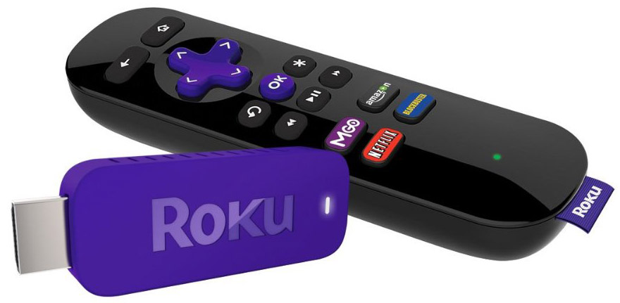 Roku launches 3500R streaming USB stick