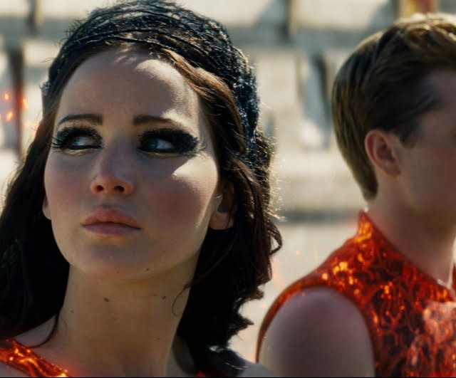 The Hunger Game Catching Fire trailer still1